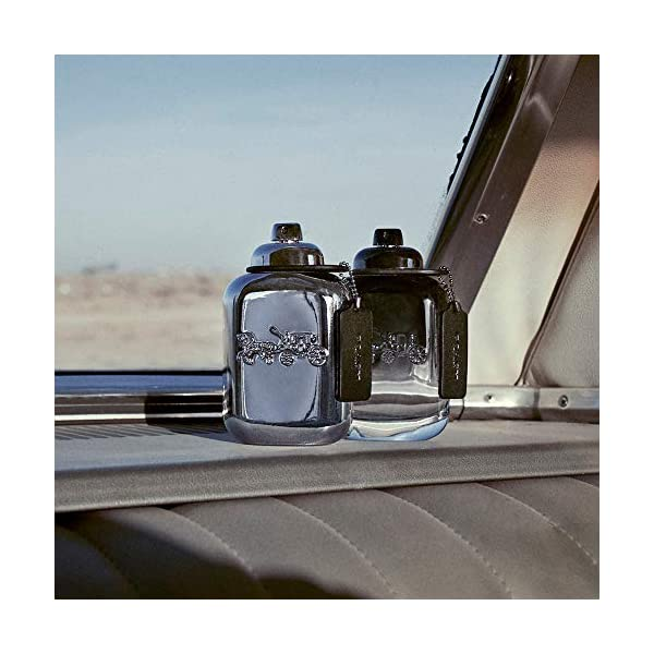 COACH New York Platinum Eau de Parfum 60ml Luxury