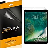 [3-Pack] Supershieldz for Apple iPad Pro 10.5 inch Screen Protector, Anti-Glare & Anti-Fingerprint (Matte) Shield + Lifetime Replacements Warranty- Retail Packaging