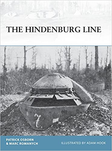 Book The Hindenburg Line (Fortress)
