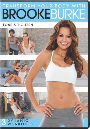 Transmogrify Your Body with Brooke Burke - Tone & Tighten