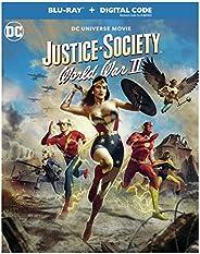 Justice Society: World War II (Blu-ray+Digital)