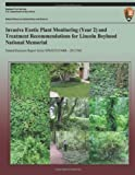 Invasive Exotic Plant Monitoring (Year 2) and Treatment Recommendations for Lincoln Boyhood National Memorial, Craig Young and Jordan Bell, 1492358282