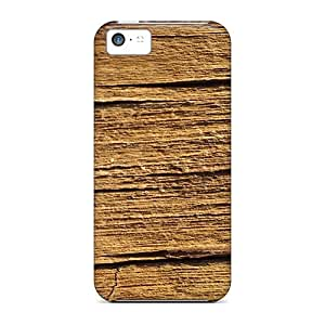 Hot Snap-on Wood Hard Covers Cases/ Protective Cases For Iphone 5c