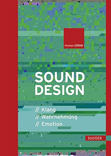 Read Online Sounddesign pdf epub