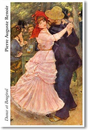 Renoir Dance At Bougival - Pierre Auguste Renoir - Dance at Bougival 1883 - NEW Fine Arts Poster