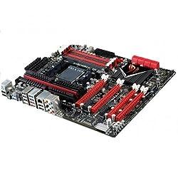 Asus Crosshair V Formula-z Socket Am3+ Amd 990fx Ddr3 Crossfirex & Quad Sli Sata3&usb3.0 A&gbe