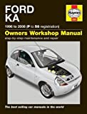 Ford Ka (96 - 08) Haynes Repair Manual