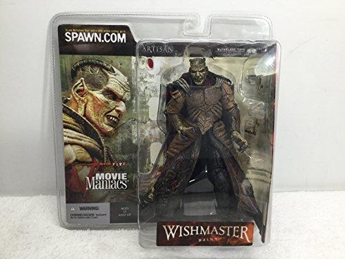 Movie Maniacs Wishmaster - The Djinn Action Figure