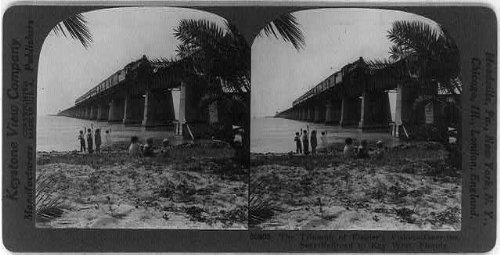 Infinite Photographs Photo: Triumph of Flagler's Vision,Over-The-Sea-Railroad,Key -