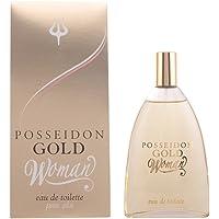 Poseidon Mujer Edición Gold - Eau de Toilette 150 ml
