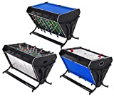 Strikeworth TriSport 4 foot Multi Game Table