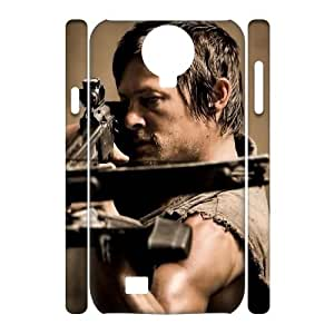ZK-SXH - The Walking Dead Brand New Durable 3D Cover Case Cover for SamSung Galaxy S4 I9500, The Walking Dead Cheap 3D Cover Case