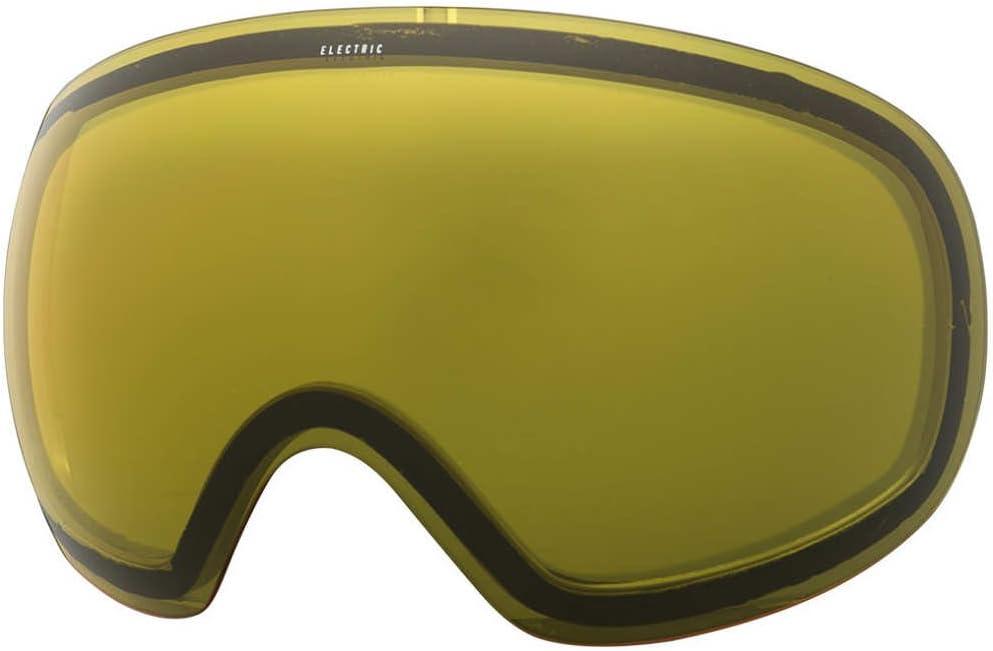 Electric Visual EG3 Yellow Snow Goggle Lens