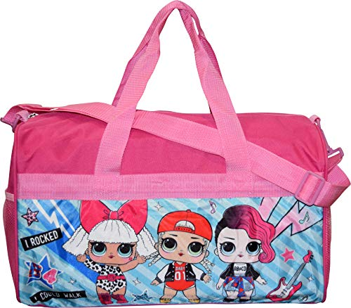 L.O.L Surprise Girl s 18 Carry-On Duffel Bag