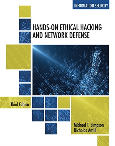 1285454618 - Hands-On Ethical Hacking and Network Defense