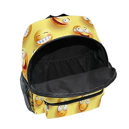nbsp;for Funny nbsp;Toddler nbsp;Book nbsp;Bag nbsp;Girls Emojis Boys nbsp;Backpack nbsp;School ZZKKO Kids 8wg08T