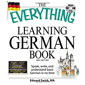 Learning German Book