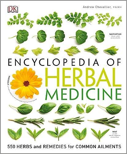 Encyclopedia of Herbal Medicine cover