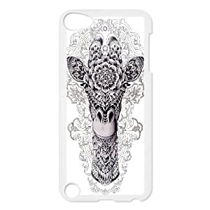 C-Y-F- Sketch Animals Phone Case For Ipod Touch 5 [Pattern-5]