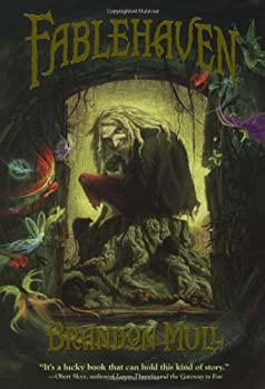 Fablehaven 1416947205 Book Cover