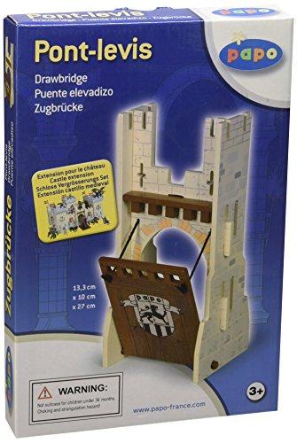 Papo Set 3 Weapon Master Castle (1 Drawbridge)