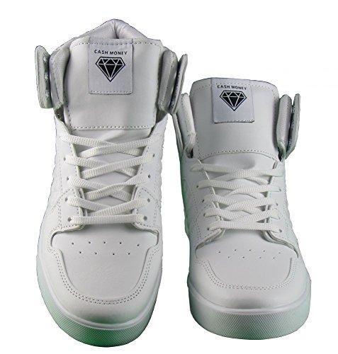 Exclusive Herren Schuhe von Freizeitschuhe Cash Money High Sneaker Freizeitschuhe von ... 6af8fe