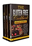 #6: The Gluten Free Cookbook Series Bundle: Gluten Free Cakes, Cookies and Muffins, Wheat Free Bread Recipes, Veganish and Ketogenic Diet Snacks, AIP Recipes, and more