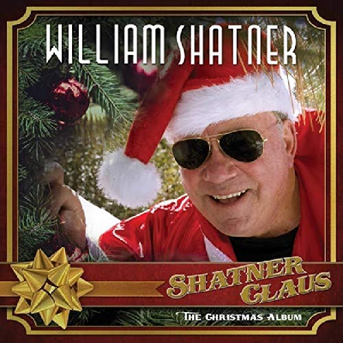 Image result for shatner claus amazon