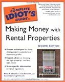 img - for The Complete Idiot's Guide to Making Money with Rental Properties, Second Edition book / textbook / text book