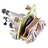 Rear Brake Caliper Assembly,Motorcycle ATV Rear Brake Caliper With Pads for Polaris Sportsman 400 450 500 600 700 800