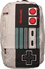 BIOWORLD Nintendo Retro NES Controller Backpack