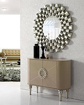 Espejos Originales de Diseño : Modelo LIVERPOOL 120x120x8
