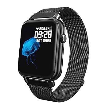 SODIAL Y6 Pro Smart Watch Ip67 Impermeable Smartwatch Ritmo ...