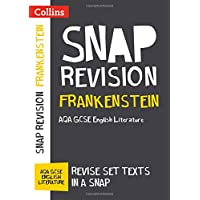 Frankenstein: New Grade 9-1 GCSE English Literature AQA Text Guide (Collins GCSE 9-1 Snap Revision)
