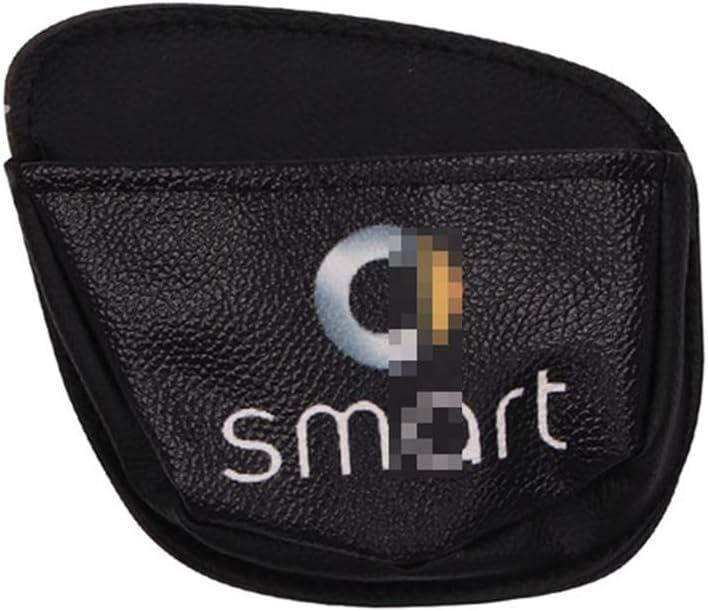JTAccord Presa dAria per Auto Sacchetto Appeso Sacchetto di immagazzinaggio della Carta del Telefono Tasca Porta Occhiali per Smart 451 453 Fortwo Forfour 1 Pz Accessori per Auto