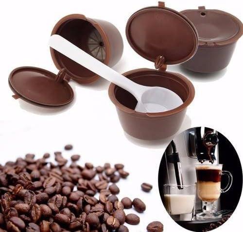 1Pieza Filtro de café reutilizable Cápsula Pod Copa Holder ...