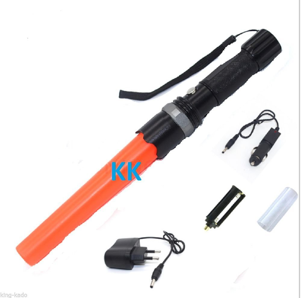 Lampe torche rechargeable led puissante d 39 une port e de plus de 250 m ebay - Lampe torche la plus puissante ...