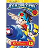[ [ [ Megaman NT Warrior: Volume 13[ MEGAMAN NT WARRIOR: VOLUME 13 ] By Takamisaki, Ryo ( Author )Feb-01-2008 Paperback