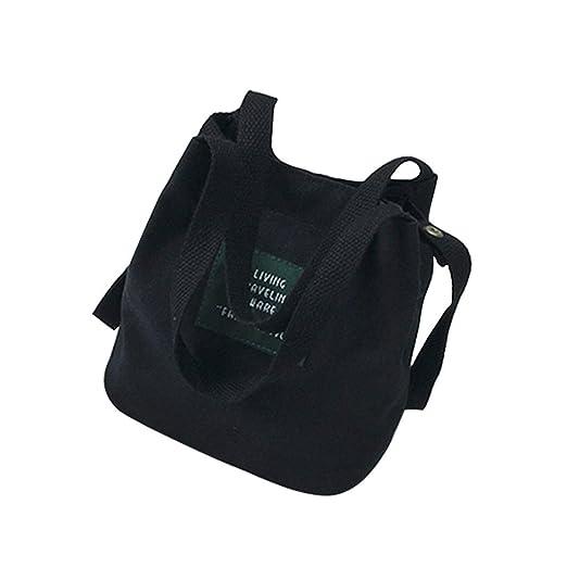 327e54ae3b91 Hot Sales! Leyorie Women Handbag Canvas Young Shoulder Bag Crossbody  Leisure Purse Travel Messenger Bag