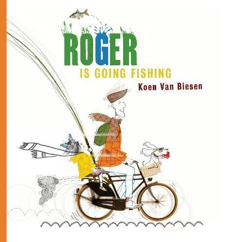 Roger Is Going Fishing - Website Usa Vans