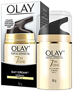 Olay Total Effects 7 In One Moisturising Day Cream Normal SPF 15 50g