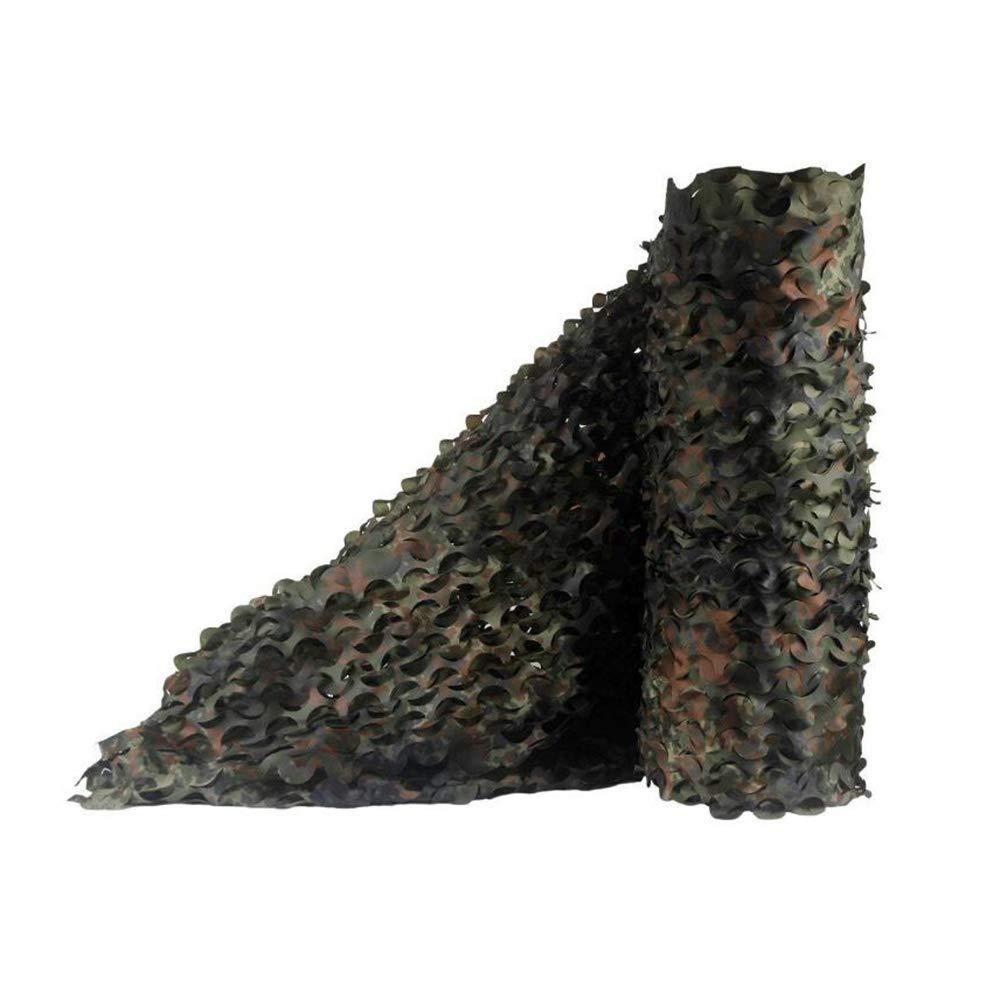 XIAOLIN 砂漠迷彩ネット陸軍キャンプ軍事撮影日焼け止めネット - シェードセイル (サイズ さいず : 8x8m) 8x8m  B07PJXD36B