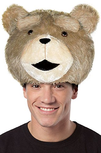Ted The Movie Hat Adult (Ted the Movie Hat Halloween Costume Accessory)