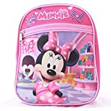 Minnie Mouse Girls Kids Toddler Preschool Mini Backpack Baby 10