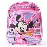 Minnie Mouse Girls Kids Toddler Preschool Mini Backpack Baby 10