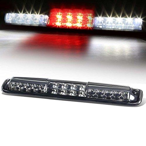 - For Silverado/Sierra GMT800 High Mount Dual Row LED 3rd Tail Brake/Cargo Light (Smoke Lens)