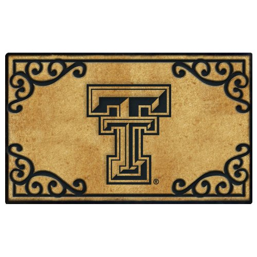 Texas Tech Door Mat - Collegiate Coir Mat
