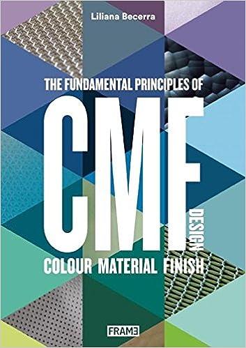 CMF Design: The Fundamental Principles of Colour, Material and Finish Design:  Liliana Becerra: 9789491727795: Amazon.com: Books