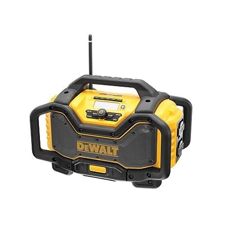 DeWalt DCR027 FlexVolt XR - Cargador de radio (240 V, iones ...