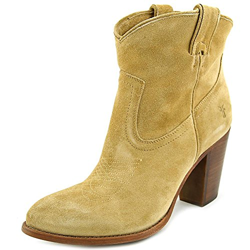 Frye Womens Ilana Short Boot Biscuit